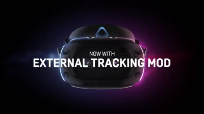 HTC VIVE Cosmos External Tracking Mod