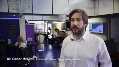 Robotics engineers unveil 'Stevie II' – Ireland's first socially assistive AI robot