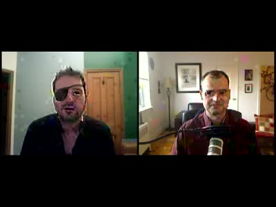 Rob Spence (The Eyeborg) on Singularity 1 on 1 (part 4)