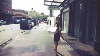 DVF [through Google Glass]