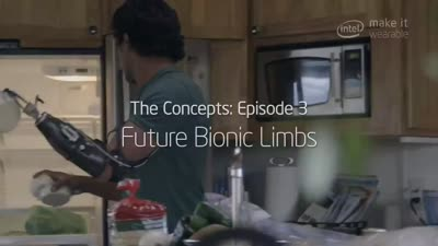 Make It Wearable  Eduardo Garcia And The Future Of Bionic Limbs