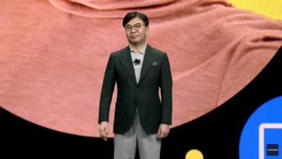 [CES 2020 Keynote] Meet Your New Robotic Life Companions │ Samsung