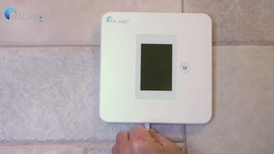Walabot HOME- Automatic Fall Detection Device