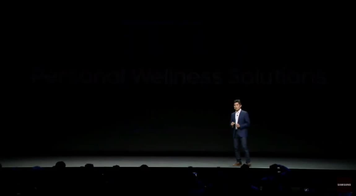 [CES 2020 Keynote] Offering More Personalized Care with Samsung Health |Samsung
