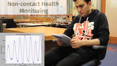 Non-Contact Health Monitoring for COVID-19