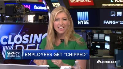 Three Square Market CEO on implanting employees with microchips