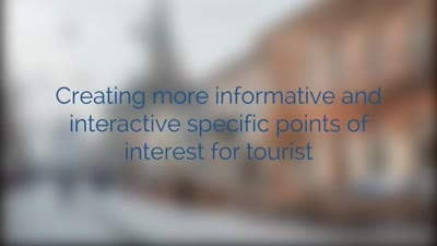 ZUMOKO: Augmented Reality for tourism