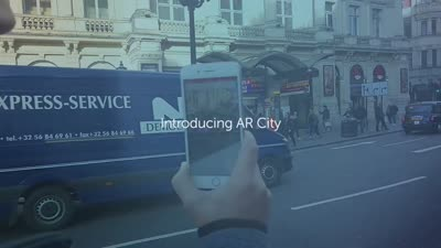Welcome to 'AR City': Beta Augmented Reality Maps and Navigation by Blippar