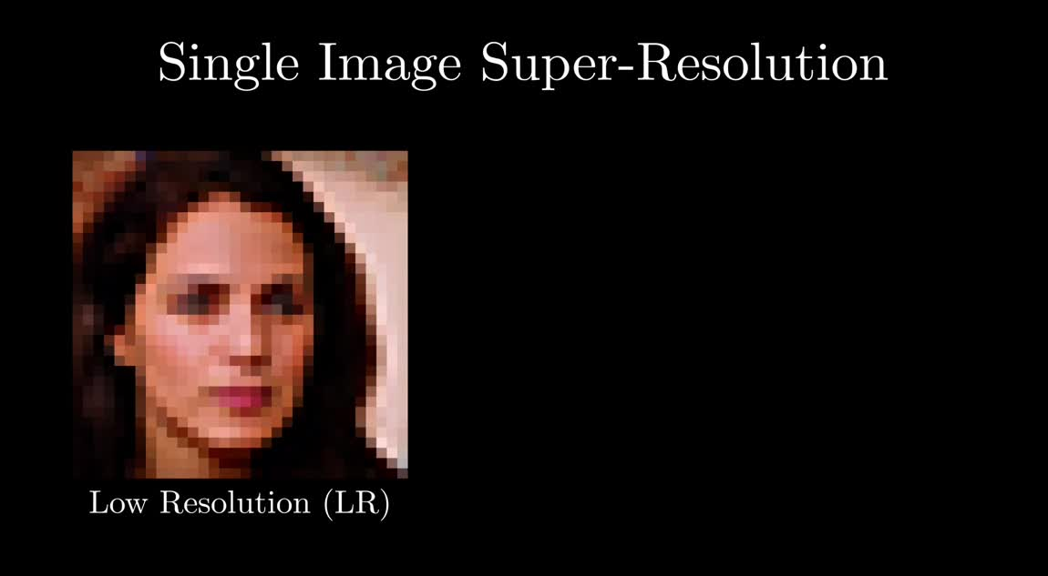 PULSE: Self-Supervised Photo Upsampling via Latent Space Exploration of Generative Models (video)
