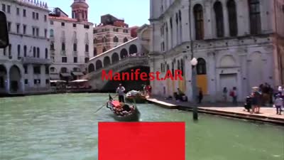 Venice Biennial 2011 AR Intervention