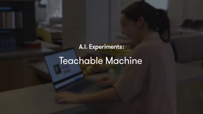 A.I. Experiments: Teachable Machine