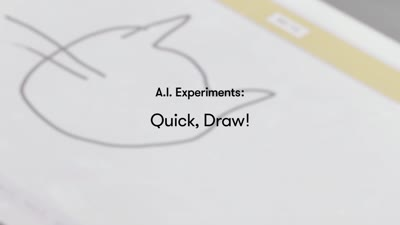 A.I. Experiments: Quick, Draw!