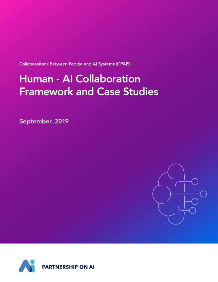 Human - AI Collaboration Framework and Case Studies