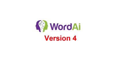 WordAi Version 4