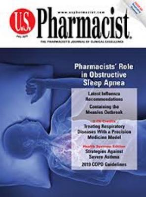 U.S. Pharmacist cover