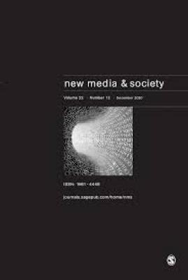 New Media & Society cover