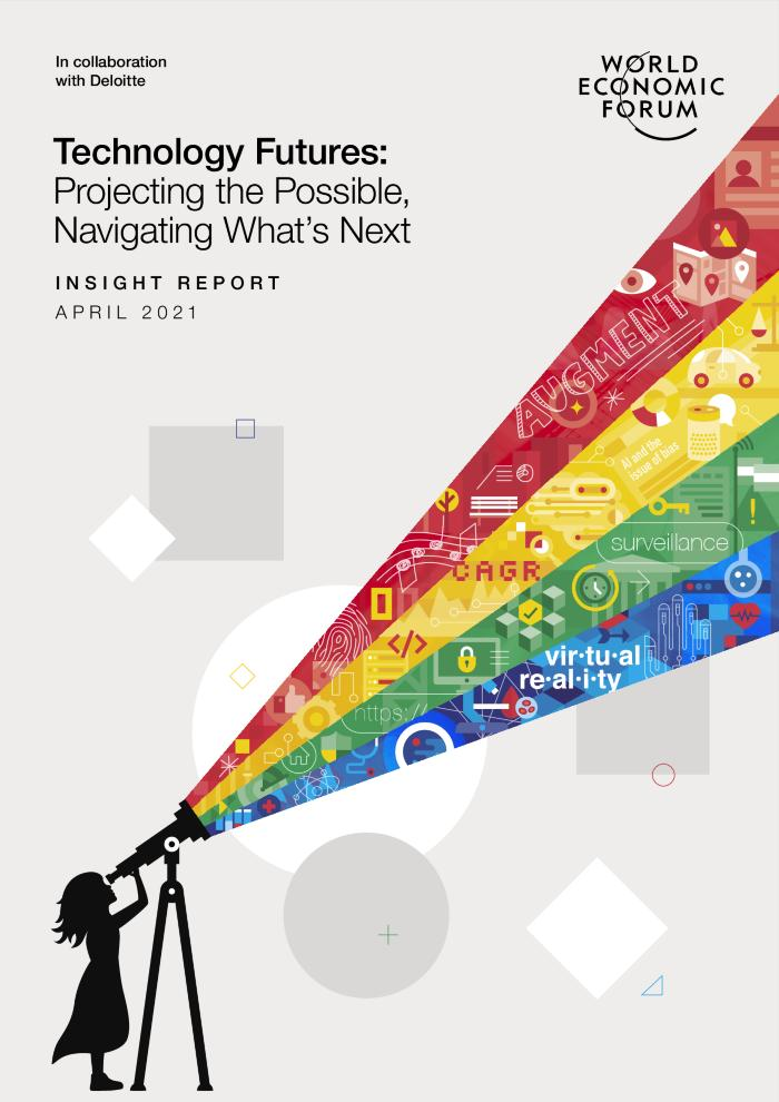 Technology Futures: Projecting the Possible, Navigating What's Next