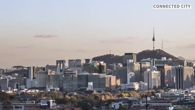 Connected City - Seoul, Korea