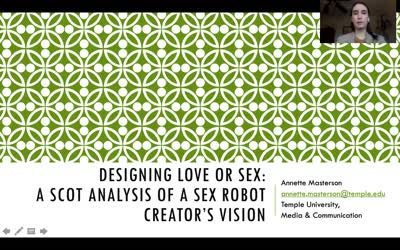Designing Love or Sex: A SCOT Analysis of a Sex Robot Creator's Vision