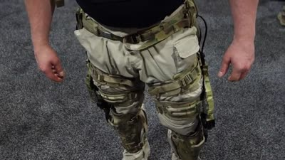 Revision Military PROWLER Human Augmentation System (HAS) Exoskeleton