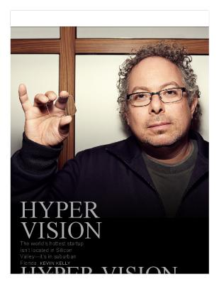HYPER VISION: The Untold Story of Magic Leap, the World's Most Secretive Startup