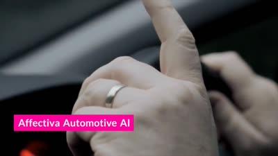 Affectiva Automotive AI