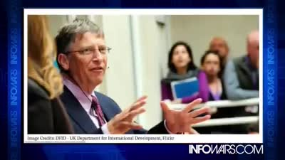 New World Order Plan: Bill Gates' Implantable Birth Control