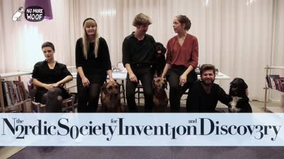 No More Woof by The Nordic Society for Invention and Discovery