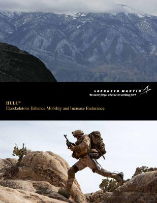 HULC® Exoskeletons Enhance Mobility and Increase Endurance Advertisment