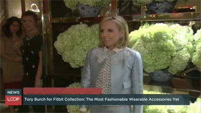 Tory Burch For Fitbit Collection: The Most Fashionable Wearable Accessories Yet