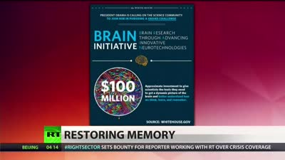 DARPA close to creating memory brain implants
