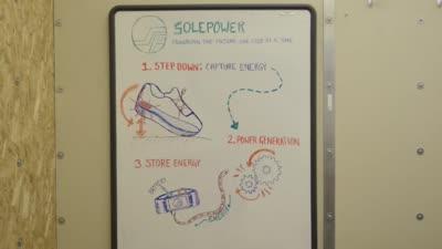 SolePower Kickstarter 2013