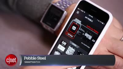 Pebble Steel remains the best smartwatch, for several reasons