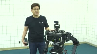 Real-Life Humanoid Robots Are Similar To 'Chappie' | Video