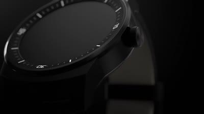 LG G Watch R : Official Product Video