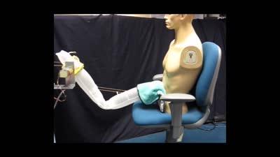 CMU Robotic Arm Inspires Disney's Baymax