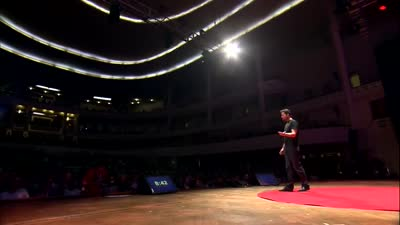 TEDXBrussels - Rob Spence - Eyeborg, the Enhanced Self