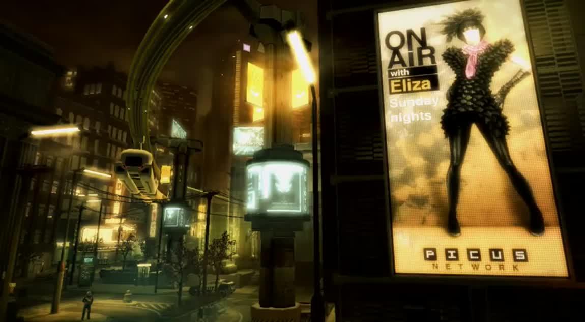 Beyond 2027: The World of Deus Ex: Human Revolution
