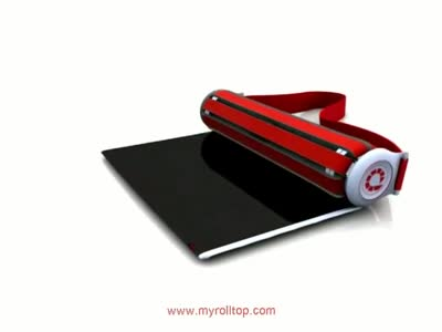 Future Design Laptop - Rolltop 2.0