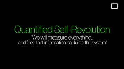 "Explore The ""Quantified Self"" Revolution with Jason Silva"