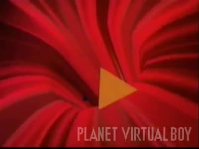 Virtual Boy Promotional TV Commercial