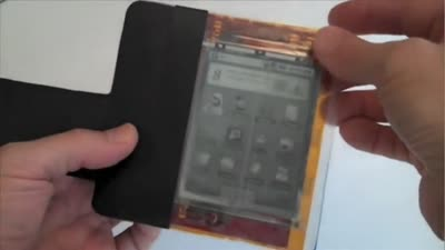 Paper computer shows flexible future for smartphones and tablets